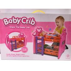 Кровать двухярусная для Baby Born