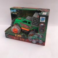 Машина динозавр