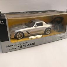 Машина Mercedes-Bens SLS AMG