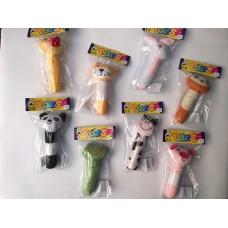 Погремушка Baby Toys(плющевые)