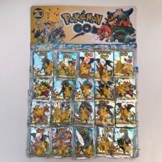 Герои  - Pokemon Go 20шт.лист